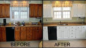 painting wood kitchen cabinets ideas astonishing painting wood kitchen cabinets pressed ideas