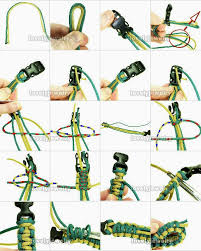 bracelet paracord instructions images Pleasurable design ideas how to make parachute cord bracelets jpg