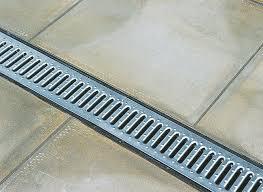 Drainage Patio How To Fit A Paving Drainage System Help U0026 Ideas Diy At B U0026q
