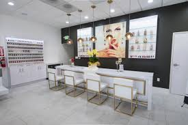 Nail Bar Table Studio 18 Nail Bar Provides Luxury Pedicures Nailpro