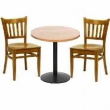 Cafe Style Dining Chairs Cafe Tables And Chairs For Sale Foter