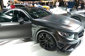 mansory cars 2015 ott at iaa 2015 the craziest tuner cars at the frankfurt show by