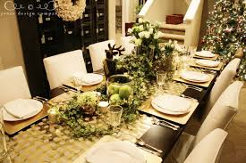 White Christmas Table Decorations by Tips For Decorating Your Christmas Table Jones Design Company
