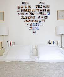 polaroid heart in parisian bedroom the style files