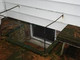basement window well protection internachi inspection forum
