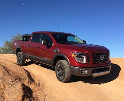 nissan blue truck 2016 nissan titan xd crew cab full size fighter defined