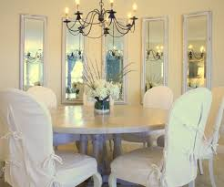 Decorate A Dining Room Decorate Dining Rooms With Large Mirrors