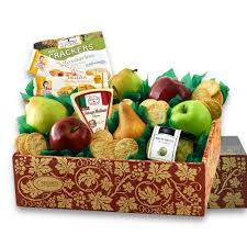 fruit gift boxes italian pride of the farm fruit gift box