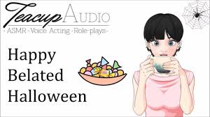 halloween drinks clipart asmr role play happy belated halloween girlfriend role play