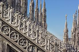 a must do in milan walking on the wonderful duomo rooftop