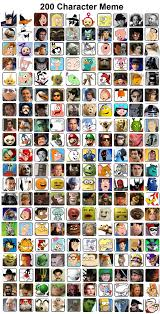 Meme Characters - meme characters favourites by tanookidude64 on deviantart