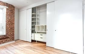Sliding Bifold Closet Doors Alternatives To Bifold Closet Doors Principalchadsmith Info