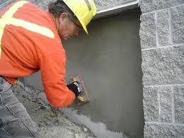 Parge Basement Walls by Finalcrete Parging Foundations