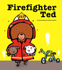 firefighter ted andrea beaty pascal lemaitre 9781416928218