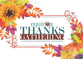 thanksgiving day celebration equinox chemical dependency counseling domestic violence