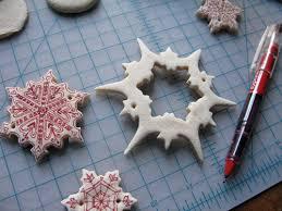 diy salt dough ornaments craftbnb