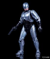 enterbay hd masterpiece 1 4 scale robocop 3 figure toyark photo