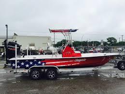 23 u0027 big foot haynie bay boats