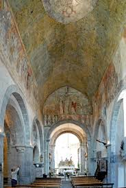 1756 best pre and romanesque images on pinterest romanesque abbatiale st andre de lavaudieu haute loire region auvergne fresques haute loireromanesqueauvergnewall muralfrescopaint