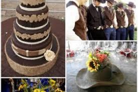 western theme wedding decor decorating ideas country western