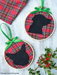diy silhouette pet ornaments kitchen concoctions
