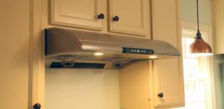 Microwave Inside Cabinet Kitchen Range Hood Or Over The Range Microwave For Venting
