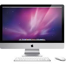 Imac Spreadsheet Apple 27 Imac Desktop Computer Mc511ll A B H Photo