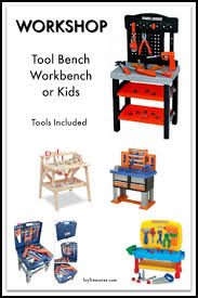 bench workshop tool bench workbench for kids toy treasures