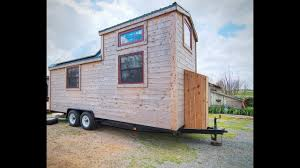 tiny house built using structural insulated panels youtube