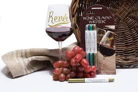 Wine Glass Wine Glass Writer The Original Wine Pen Wine Marker