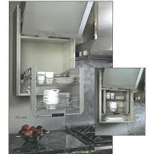cuisine escamotable etagères de cuisine escamotables elevateur pour meuble haut tous