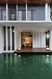 Home Design Story Pool by Incredible Modern Two Story Home Design Architecture And Art