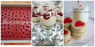 valentine u0027s day desserts