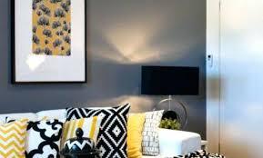 deco chambre jaune deco chambre gris et jaune chambre jaune moderne orleans deco