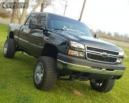 Classic Chevrolet Lifted Trucks - 2007 chevrolet silverado 2500 hd classic fuel hostage rough