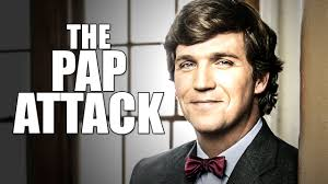 is tucker carlson s hair real pap attack the daily caller tucker carlson s high school rag