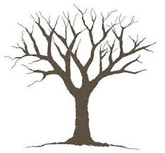 print this free tree template from the imaginationbox to create