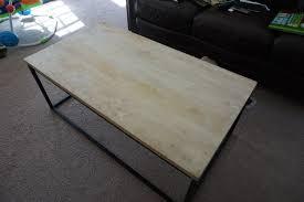 diy grey wash coffee table sylvan u0026south