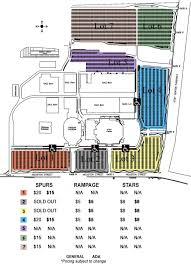 Stonebriar Mall Map At U0026t Stadium Parking Map At U0026t Parking Map Texas Usa