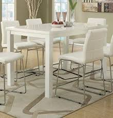 High Dining Room Tables And Chairs Table Counter Height Foter
