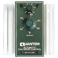 greenhouse thermostat fan control quantem variable speed controller growers supply