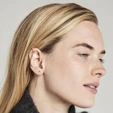 ear cuff lena wald knot ear cuff goop