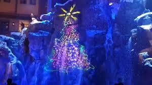 christmas show at mystic falls park sam u0027s town las vegas nv