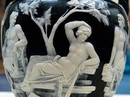 Aphrodite Vase Glass A Magic Material Pt 1 Phoenecia U0026 The Portland Vase The
