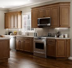 kitchen with brown cabinets quincy brown cabinets home surplus