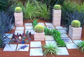 Budget Garden Ideas Modern Mayan Garden On A Budget