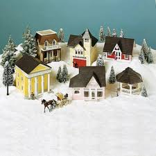 amazon com dollhouse miniature 1 48 scale dollhouse old town by