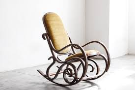 Thonet Vintage Chairs Sold Thonet Style Bentwood Rocking Chair Rehab Vintage Interiors