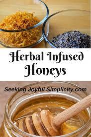 Seeking Honey Herbal Infused Honey