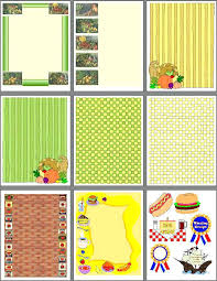 scrapbook layout sketches printable layouts templates free